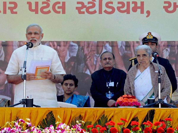 Modi proves his mettle with 3 consecutive victories in Gujarat