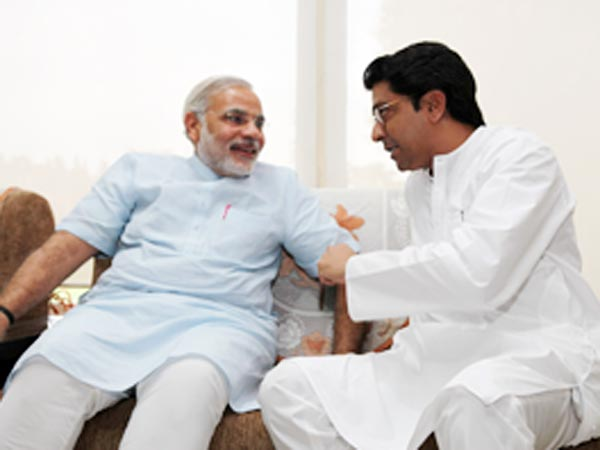 Modi gets support from party leaders outside BJP
