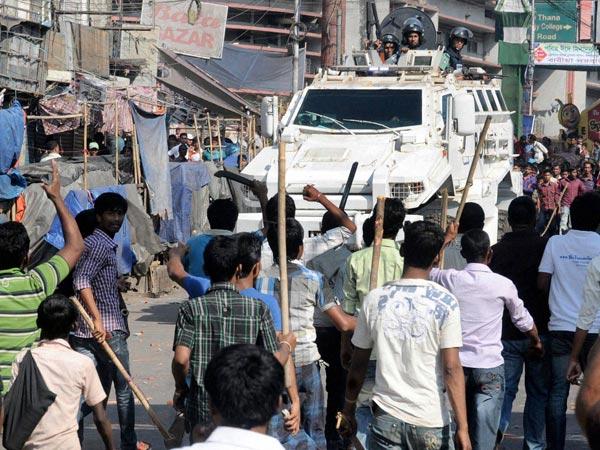 Bangladesh Riots