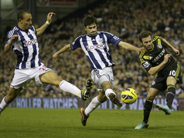 Chelsea vs West Brom Albion Preview