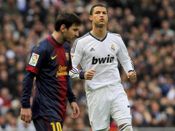 El Clasico: Real Madrid beat Barca 2-1