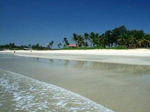 Goa Benaulim beach