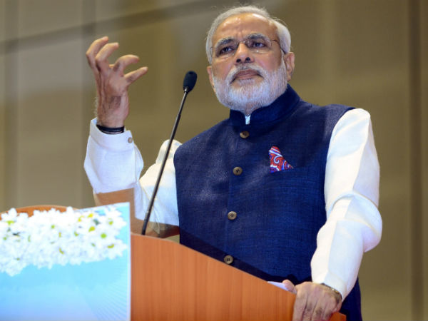 Narendra Modi's Speech