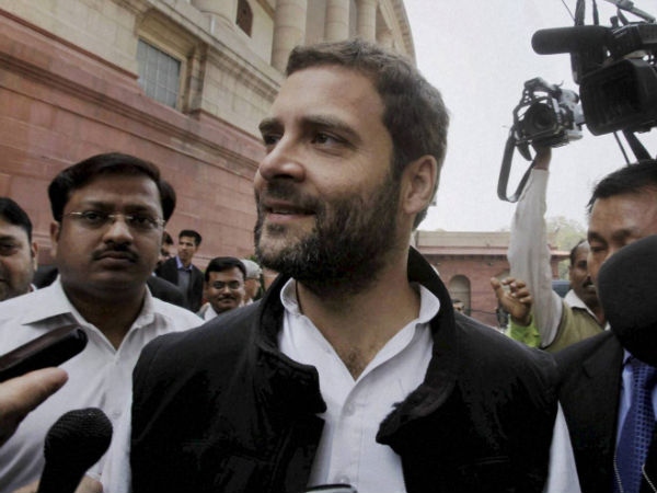 BJP censures Rahul for abusing PM Modi