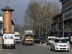 Srinagar bandh over student's death