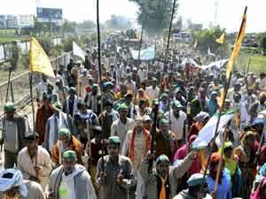 Yamuna March