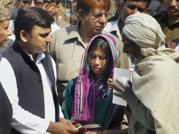 Akhilesh takes firm stand on wrongdoers