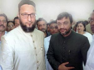 Asaduddin and Akbaruddin Owaisi