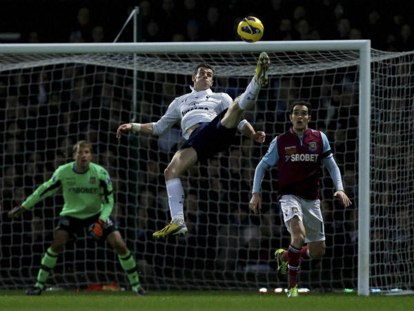 EPL: Spurs will not sell Gareth Bale