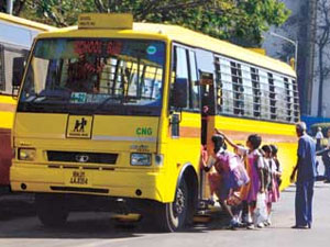 Mumbai school buses to have CCTVs