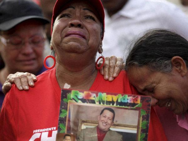 venezuela-mourning