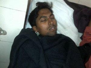 Aam Aadmi party activist