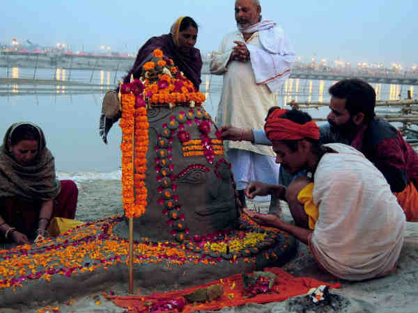Maha Shivratri Celebrations at Allahabad