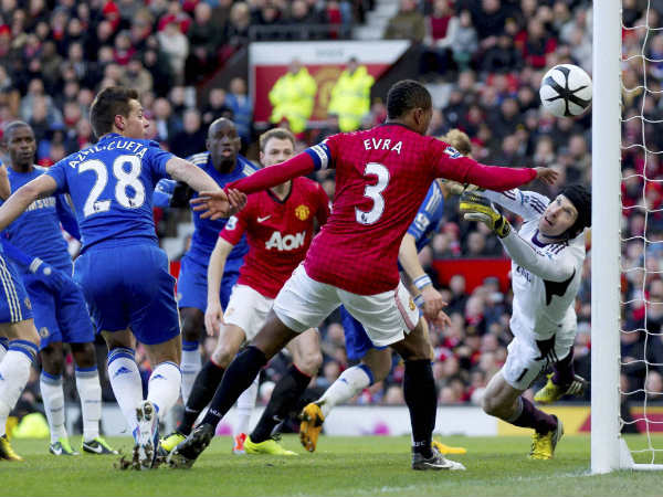 FA Cup: Manchester United 2-2 Chelsea