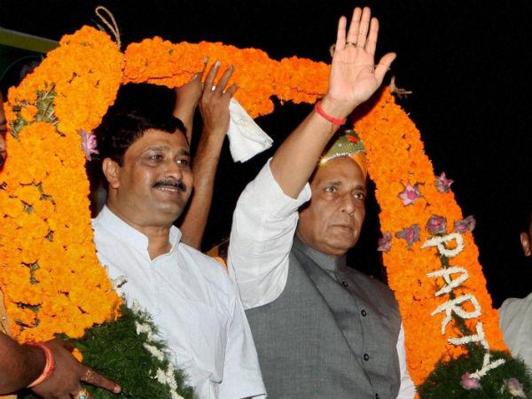 rahul-sinha-rajnath-singh