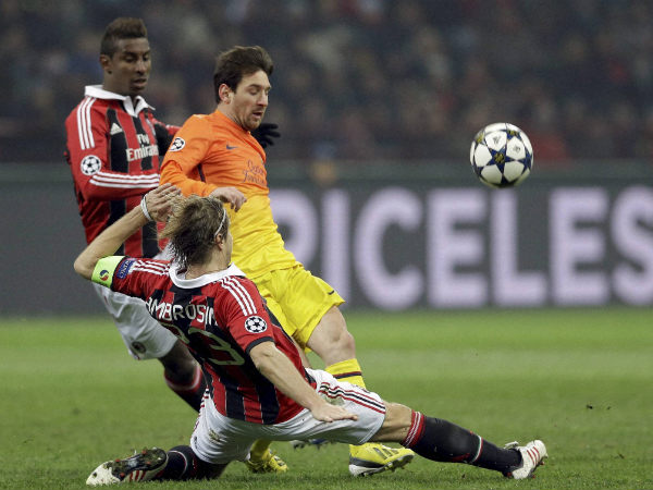 UCL: Barcelona vs AC Milan Preview