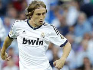 Modric keen on Manchester United move