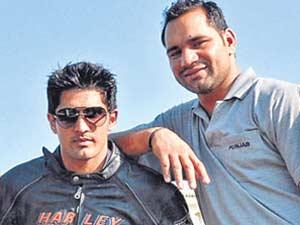 Vijender and Ram Singh