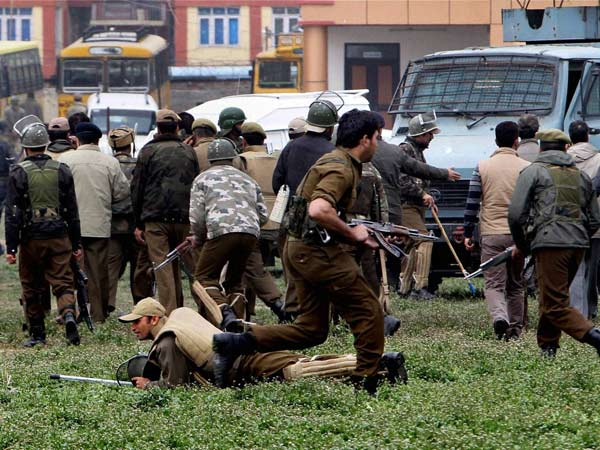 Attack on CRPF Camp
