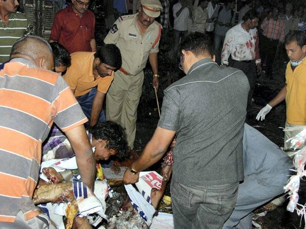 Hyderabad Blasts 2013