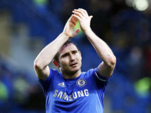 Lampard scores 200th goal for Chelsea