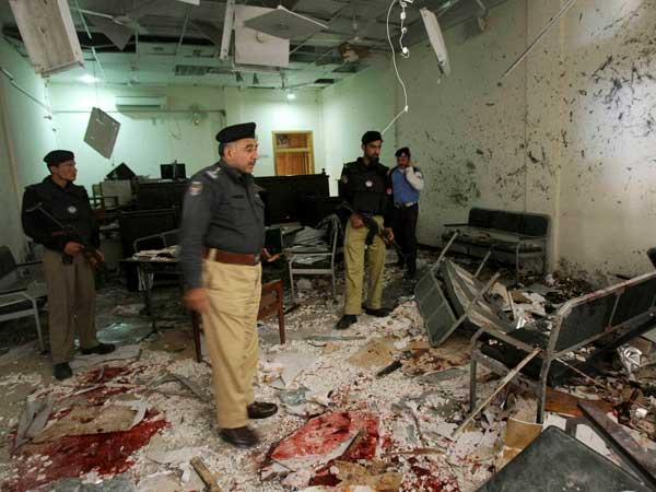 Peshawar Bomb Blast