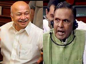 Sushilkumar Shinde and Verma