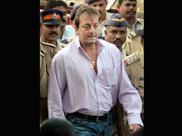 Ready to go to jail: Sanjay Dutt