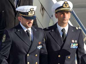 Italian marines to be tried in spl court