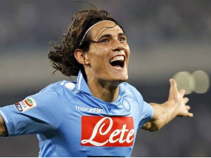 Man City want to sign Edinson Cavani