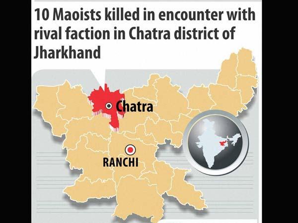 Maoists killed at Chatra