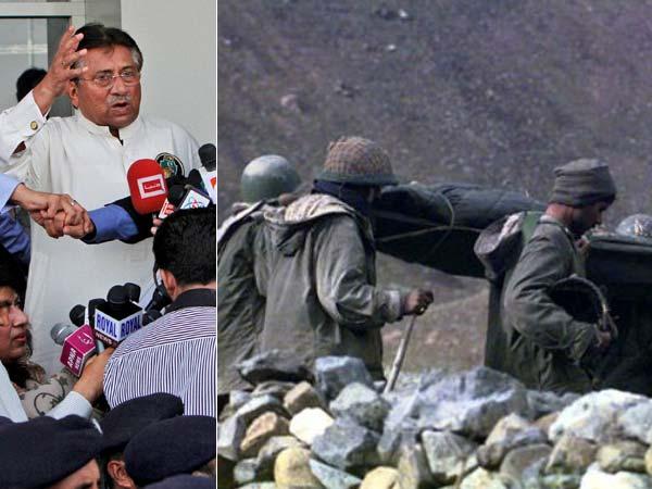 Pervez Musharraf    Kargil War