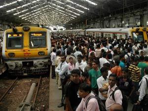 Train Mumbai
