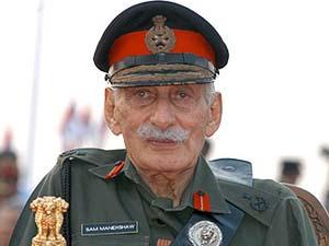 Field Marshal Manekshaw