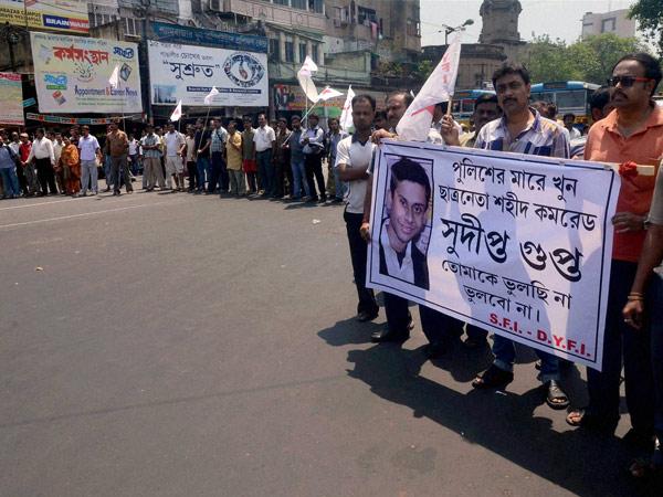Kolkata observes shutdown