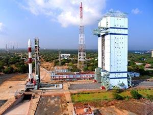Sriharikota Rocket Launch