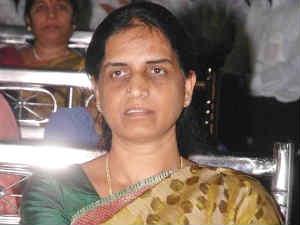 P Sabitha Indra Reddy