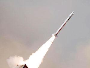 Hatf-IV ballistic missile