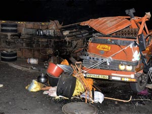 Jaipur Accident