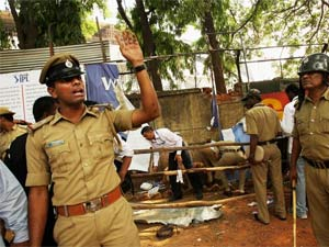 Bangalore blast