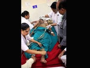 bangalore blast victim