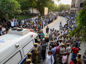 assault on Delhi child