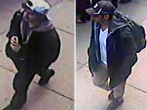 Boston blast suspects