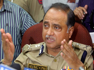 Delhi police commissioner neeraj kumar