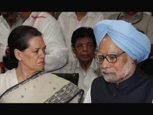 Sonia and Manmohan