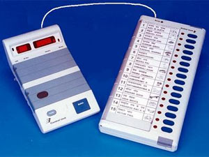 EVM-electronic voting machine