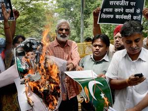 Sarabjit Singh protest