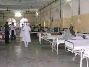 Pakistani prisoner attacked in jail