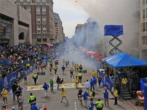 Boston bombing: 'Dont bury a terrorist on our land'