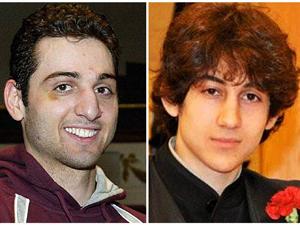 Boston marathon bomb suspects